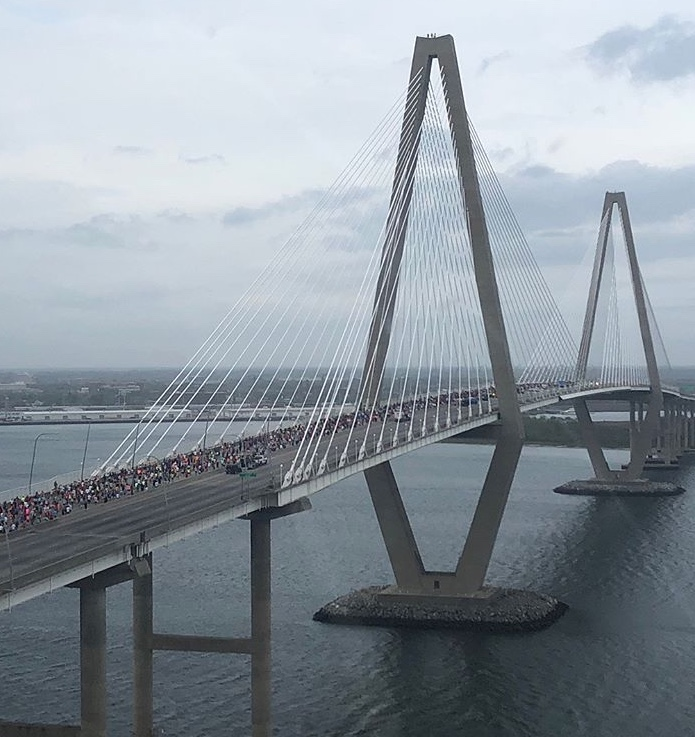Cooper River Bridge Run 10k RECAP